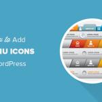 Inserire delle immagini in un menu in un sito realizzato con wordpress