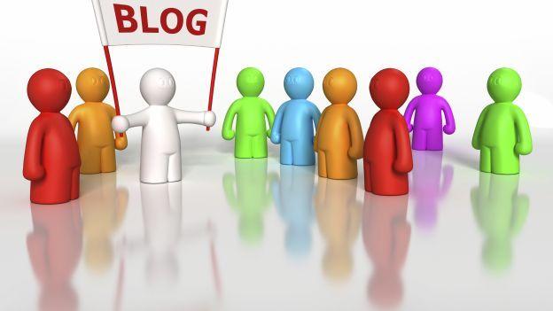 aggiornare blog