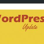 Aggiornamento a wordpress 5,5